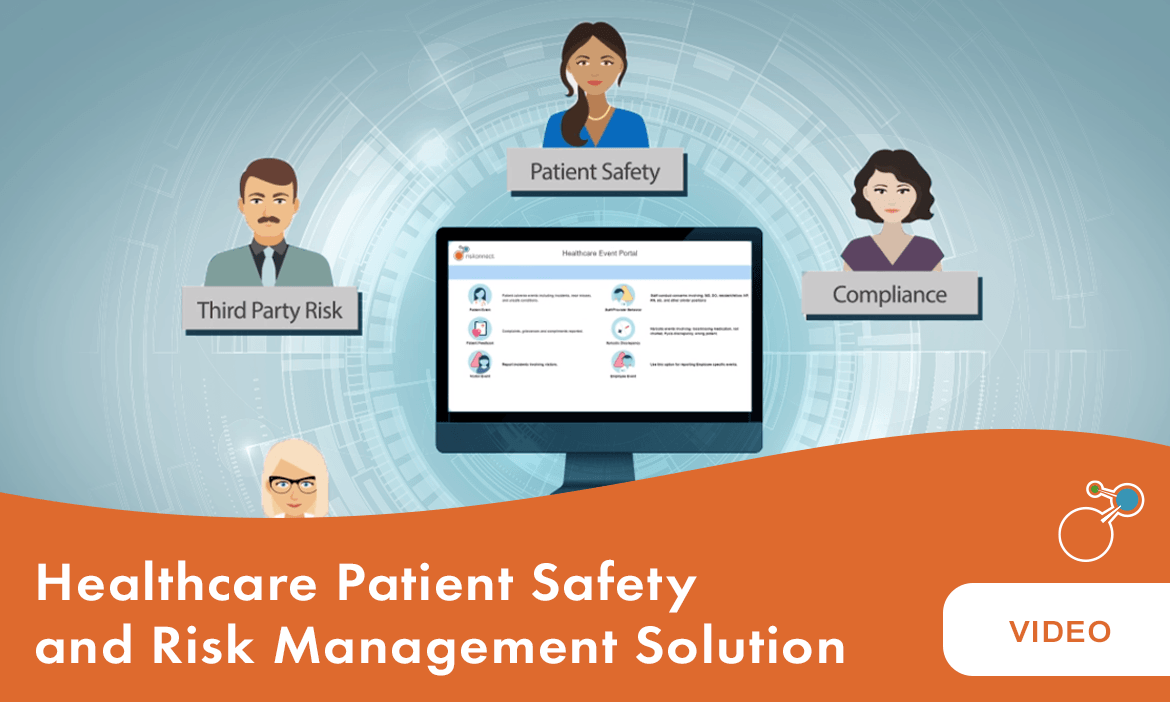 healthcare patient safety and risk management solution