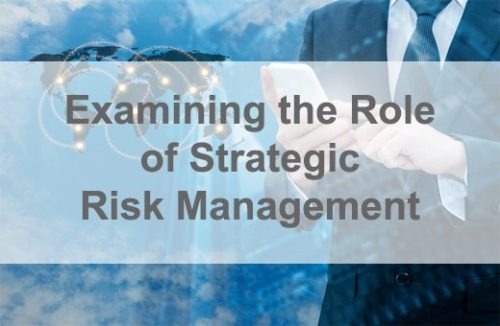 Examining the Role of Strategic Risk Management from a Supply Chain Risk Perspective
