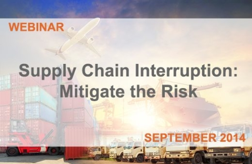 Supply Chain Interruption