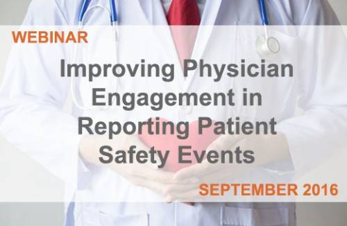 Improving Physician Engagement