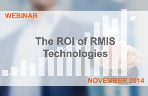ROI of RMIS Technologies