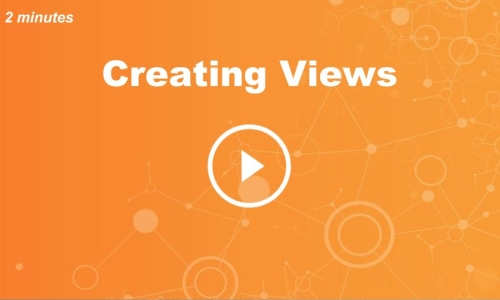 Creating Views